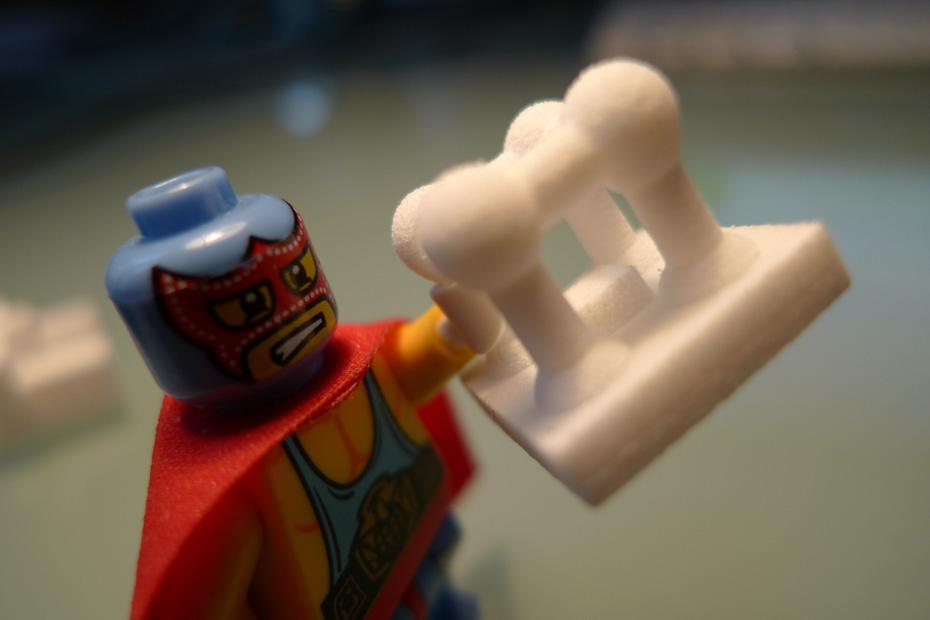 LEGO reprap